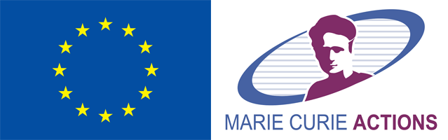 EU Flag, Marie Curie Actions